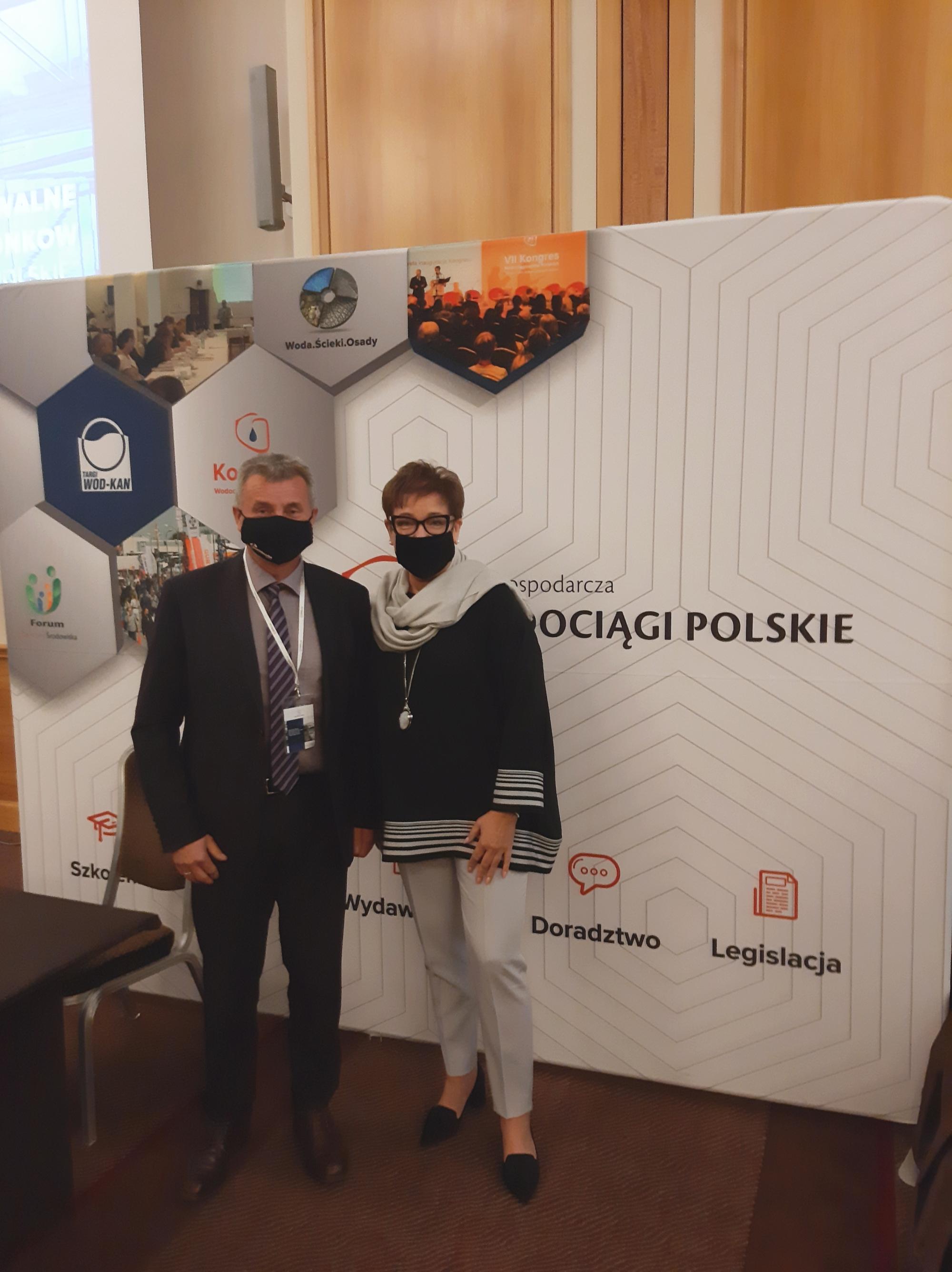 """Walne zgromadzenie Izby Gospodarczej """"Wodociągi Polskie"""""""